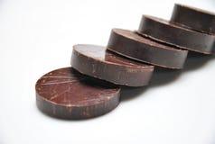 Antes do chocolate quente Fotos de Stock