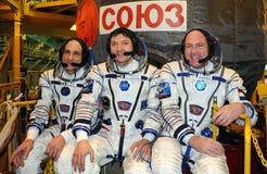Antes do voo espacial Fotos de Stock Royalty Free