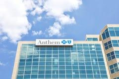 Anthem Health Insurance Company Stock Photography