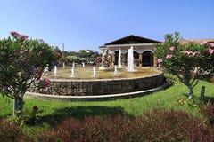 Anthemus Sea Beach Hotel. Royalty Free Stock Photography