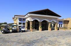 Anthemus Sea Beach Hotel. Stock Photos