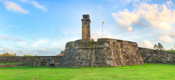 Anthonisz Memorial Clock Tower in Galle Stock Photography
