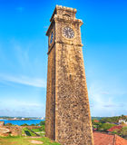 Anthonisz Memorial Clock Tower in Galle Stock Images