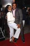 Anthony Anderson,Kellita Smith Stock Photo