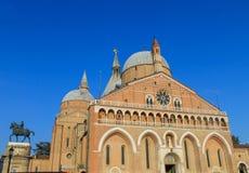 anthony bazyliki Padua święty Obrazy Royalty Free