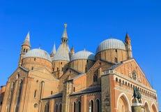 anthony bazyliki Padua święty Zdjęcie Royalty Free