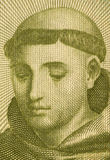 Anthony de Padua Fotografía de archivo libre de regalías