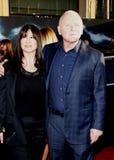Anthony Hopkins και Στέλλα Arroyave Στοκ φωτογραφία με δικαίωμα ελεύθερης χρήσης
