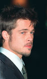 "Brad Pitt. 10NOV98: Actor BRAD PITT at the Los Angeles premiere of ""Meet Joe Black"" in which he stars with Anthony Hopkins & Claire Forlani.  Paul Smith / Stock Photography"