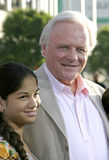 Anthony Hopkins Royalty Free Stock Photos