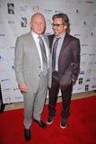 Anthony Hopkins, Robert Downey Jr Στοκ φωτογραφία με δικαίωμα ελεύθερης χρήσης