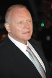 Anthony Hopkins,Sir Anthony Hopkins. Sir Anthony Hopkins at the Los Angeles premiere of his new movie Beowulf at the Mann Village Theatre, Westwood, CA. November Royalty Free Stock Images