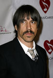 Anthony Kiedis Immagine Stock