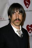 Anthony Kiedis Fotografering för Bildbyråer