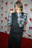 Anthony Kiedis on the red carpet. Royalty Free Stock Photo