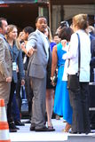 Anthony Mackie. Anthony attends Pain & Gain premiere Royalty Free Stock Photos
