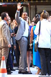 Anthony Mackie. Anthony attends Pain & Gain premiere Stock Photo
