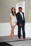Anthony Mackie, Kate Beckinsale. Kate Beckinsale and Anthony Mackie  at the 2012 Film Independent Spirit Award Nominations Announcement, London , West Hollywood Stock Photography