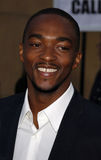 Anthony Mackie. At the Los Angeles premiere of 'The Hurt Locker' held at the Egyptian Theatre in Hollywood on June 5, 2009 Royalty Free Stock Photo