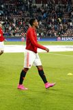 Anthony Martial Manchester Unied Stock Photography