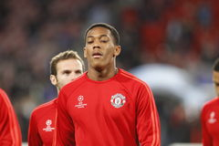 Anthony Martial Manchester Unied Stock Image