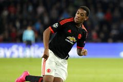 Anthony Martial Manchester United Royalty Free Stock Photo
