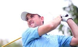 Anthony Pailler a golf Prevens Trpohee 2009 Immagini Stock Libere da Diritti