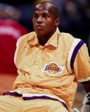 Anthony Peeler, Los Ángeles Lakers Fotografía de archivo libre de regalías