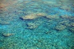Anthony Quinn Bay Ρόδος Ελλάδα Στοκ φωτογραφία με δικαίωμα ελεύθερης χρήσης