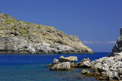 Anthony Quinn Bay Royalty Free Stock Images