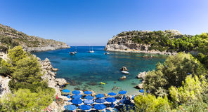 Anthony Quinn Bay Stock Images