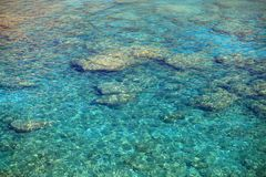 Anthony Quinn Bay Rhodes Greece Royalty Free Stock Photography