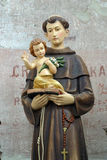 Anthony santo di Padova Fotografia Stock