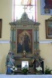 Anthony santo di Padova Fotografie Stock Libere da Diritti