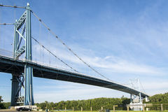 Anthony Wayne Bridge Stock Photo
