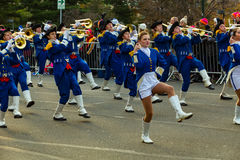 Anthony Wayne Marching Generals Band Royalty Free Stock Photography