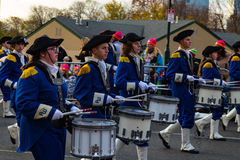 Anthony Wayne Marching Generals Drummers Imagem de Stock