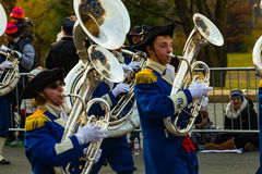 Anthony Wayne Marching Generals  Horns Royalty Free Stock Image