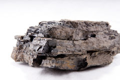 Anthracite coal Stock Photography