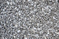 Anthracite Coal seed. Royalty Free Stock Image