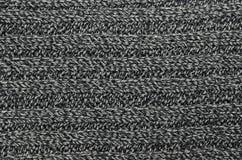 Anthracite Shawl, Detail Royalty Free Stock Image