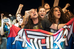 Anthrax Stock Image