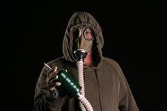 anti курить принципиальной схемы Стоковое Фото