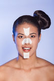 Anti-acne Royalty Free Stock Photo