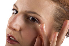 Anti Aging Cream Royalty Free Stock Image