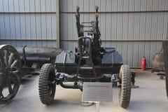 Anti-aircraft artillery Royalty Free Stock Photo