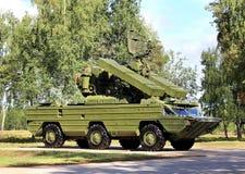 Anti-aircraft defense system Royalty Free Stock Image