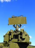 Anti-aircraft defense system Stock Photography
