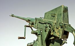 Anti Aircraft Gun Stock Images