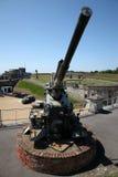 Anti-Aircraft gun at Fort Nothe Stock Images
